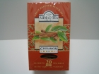 Cinnamon, Black Tea, (20 x 2gr), 40gr
