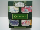 English Fruit Tea QUARTET, Flavoured Black Tea, (40 x 2gr), 80gr