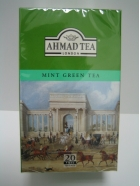 Mint Green Tea, (20 x 2gr), 40gr