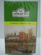 Lemon Green Tea, (20 x 2gr), 40gr