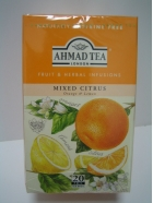 Mixed Citrus, Orange &Lemon, (20 x  2gr), 40gr